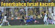 Fenerbahçe - Shakhtar Donetsk | Kadıköyde fırsat kaçırdı