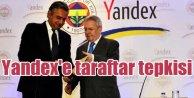 Fenerbahçe taraftarı Yandex'lemedi