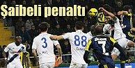 Fenerbahçe Tartışmalı Penaltıyla Lider oldu