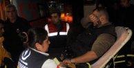 Fethiye Cezaevi'nde yangın çıktı, 2 yaralı var