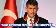 """Fevzioğlu Silah Burakmak Zorunda Olan Taraf PKKdır"""""""