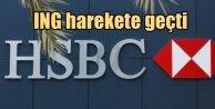 Fibabankın ardından ING de HSBC Türkiye için harekete geçti