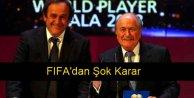FIFA Etik Kurulundan flaş karar