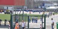 Ford Otosan İnönü Fabrikasında iş bırakma eylemi