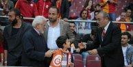 Galatasaray-Gaziantepspor maçının fotoğrafları