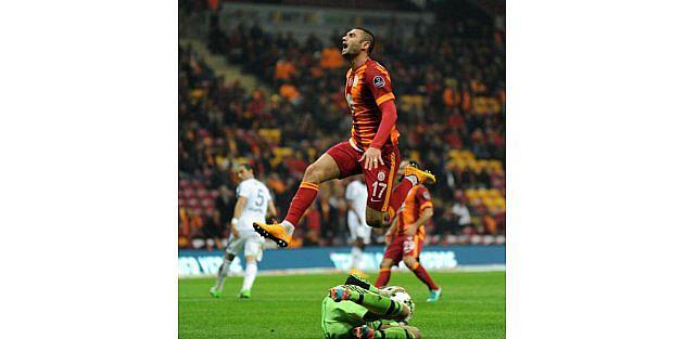 Galatasaray-kasımpaşa Maçı Ek Fotoğrafları