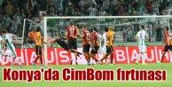 Galatasaray, Konya'dan 3 puan ve 4 golle dönüyor