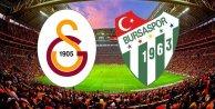 Galatasaray Türk Telekom Arena'da Bursaspor'u konuk edecek