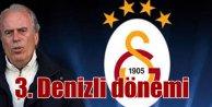 Galatasarayda 3. Mustafa Denizli dönemi başlıyor