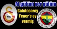 Galatasaray'dan Fenerbahçe'ye...