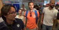 Galatasarayın Yeni Yıldızı İstanbulda