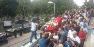 Gazeteci Vehbi Dinçcan son yolculuğuna uğurlandı