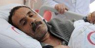 Gaziantepte kasıktan girilerek kapalı beyin ameliyatı yapıldı