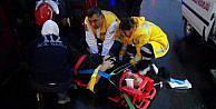 Gaziantepte zincirleme kaza: 4 yaralı