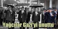 Gaziler Gününde gaziye saygısızlık