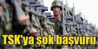 Genelkurmay: Vatandaşlar askere alınmak için başvurdu