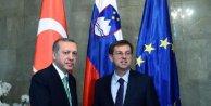 (GENİŞ HABER) Cumhurbaşkanı Erdoğandan Slovenyaya özelleştirme tavsiyeleri