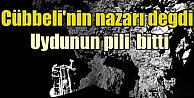 Göktaşına inen uydunun pili bitti Cübbeli Hocanın nazarı mı değdi?