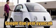 Google sürücüsüz otomobili ile test sürüşü