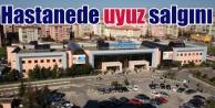 Göztepe Hastanesinde uyuz alarmı