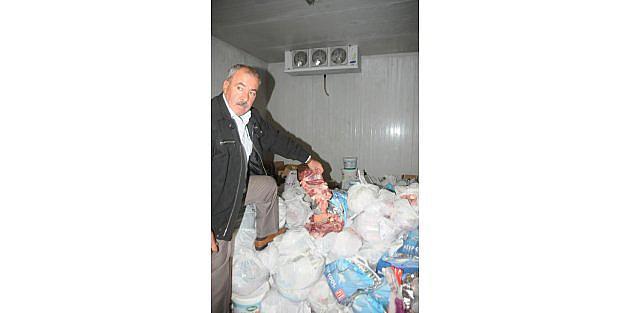 Gümrüklerde Kurban Eti Getirilmesine Yasak Geldi