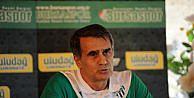 Güneş: Bursaspora İyi Oynamıyor Diyen Bursasporlu Değildir