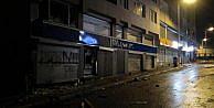 Tuceli sokakları savaş alanına döndü