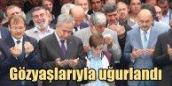 Gürsu Belediye Başkanı Yıldız, Gözyaşlarıyla Uğurlandı