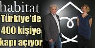 Habitat Türkiye Mağazası Funda Akınla büyüyecek