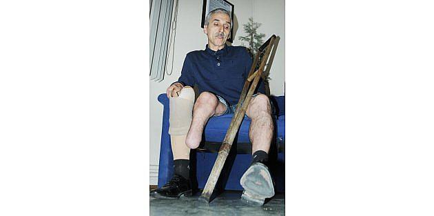 Hakem Kovalayan Engelli Sporcu Özür Diledi