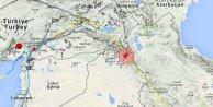 Hakkaride deprem, Şemdinli Anadağ 3.9 ile sallandı