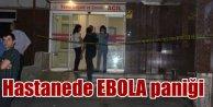 Haseki Hastanesi'nde EBOLA paniği: Acil karantinada