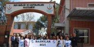 Hastane çalışanlarından 'mobbing' tepkisi