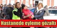 Hastanede eyleme gözaltı: DİSK Genel Sekreteri de gözaltında