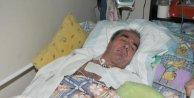 Hastaneye yürüyerek gitti,özürlü çıktı