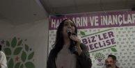 HDP Eş Genel Başkanı Yüksekdağ: HDP tüm Türkiye halklarını birleştiriyor