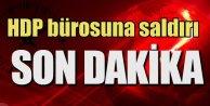 HDP Seçim Bürosu'na silahlı saldırı : Yalova'da gerginlik