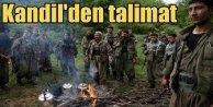 HDP umudunu PKK'ya bağladı: Terör baskısı