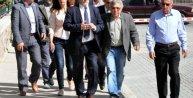HDPli Kürkçü, Uşak Valisi Yavuz ile görüştü