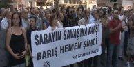 HDPlilerin protesto yürüyüşüne polis izin vermedi
