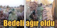 Hendek operasyonları; 168 terörist etkisiz hale getirildi