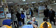 Husumetli akrabalar kavga etti: 2 yaralı
