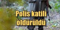 Iğdırda Şehit polisin intikamı alındı