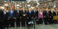 İlk Yurt Dışı Seçim Mitingini  CHP Yaptı