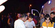 İnegölde Trafik Kazası: 4 Yaralı