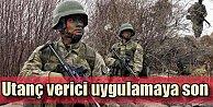 İntihar eden askerden kurşun parası artık alınmayacak!