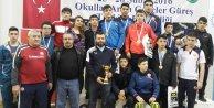 İOSB Meslek Lisesinden Güreşte Büyük Başarı