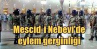 İranlı hacılar protesto edince Mescid-i Nebevi boşaltıldı