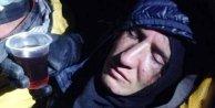 İranlı kadın dağcı, 4 gün sonra sağ bulundu