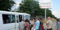 IŞİD'den kaçıp Diyarbakır'a gelen Ezidiler Bulgaristan yolunda